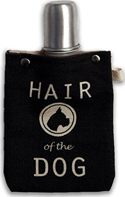 Hair of the Dog 4 oz Flask 3218