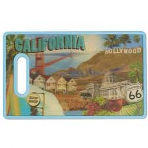 3D Cutting Board California
