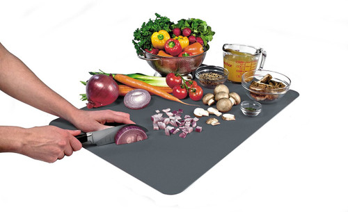 Tovolo Countertop Cutting Mat - Gray
