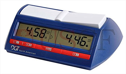 DGT North American Chess Clock and Game timer
