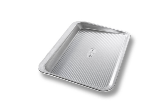 USA Pan Bakeware Aluminized Steel Cookie Scoop Pan, Small