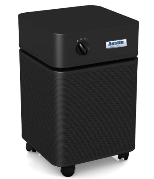 Austin Health Mate HM450+ Black Air Purifier With 4-Stage Filter