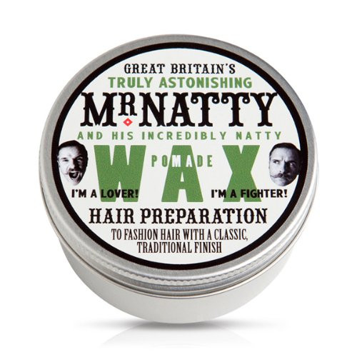 Mr Natty Natty's Pomade Wax Hair Preparation