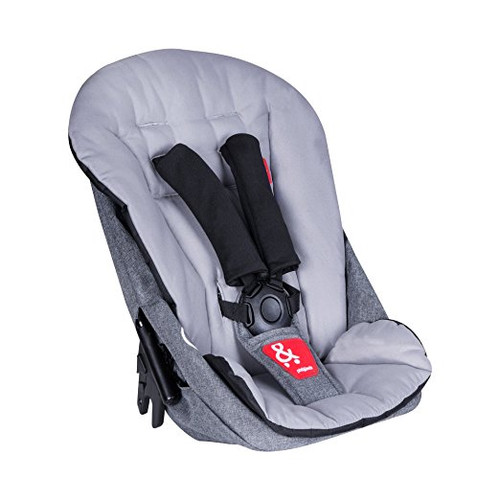phil&teds Dash Second Seat, Grey Marl