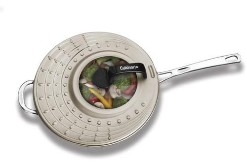 Cuisinart CTG-00-UL Universal Splatter Shield and Lid