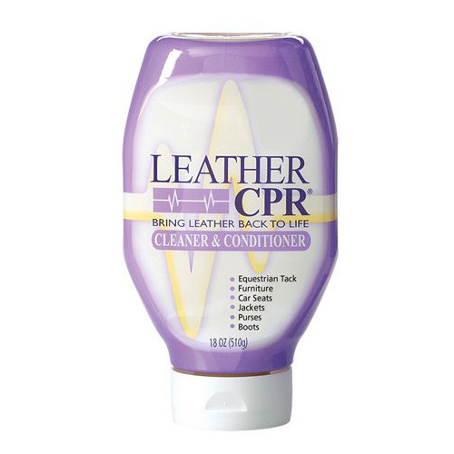 Leather CPR Cleaner & Conditioner- 18 ounce