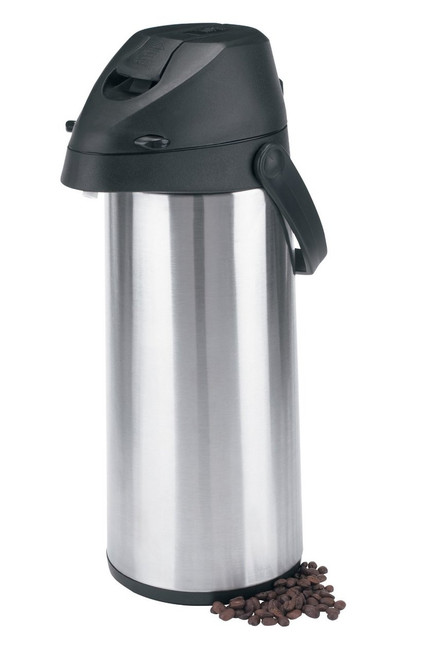 Trudeau Alpha 1.9-Liter Stainless Steel Pump Pot, Satin Finish