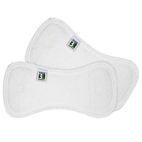 Best Bottom Stay Dry Micro-Doubler Inserts, Medium, 2 Count