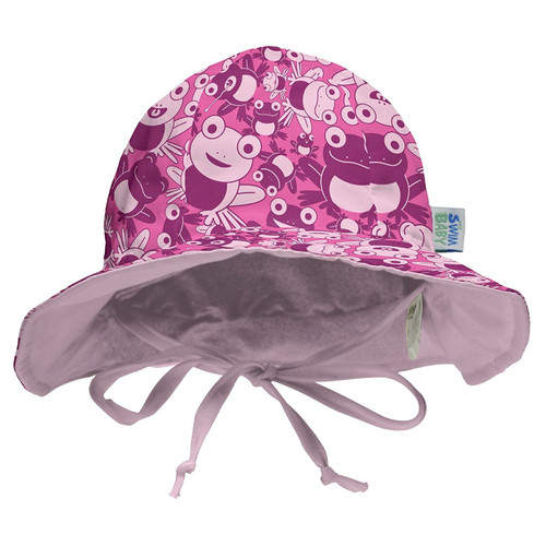 My Swim Baby Sun Hat, Hopping Holly, Large