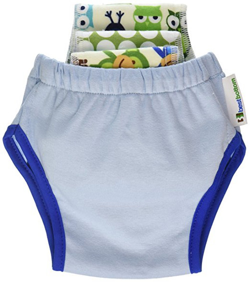 Best Bottom Potty Training Kit, Blueberry, X-Large