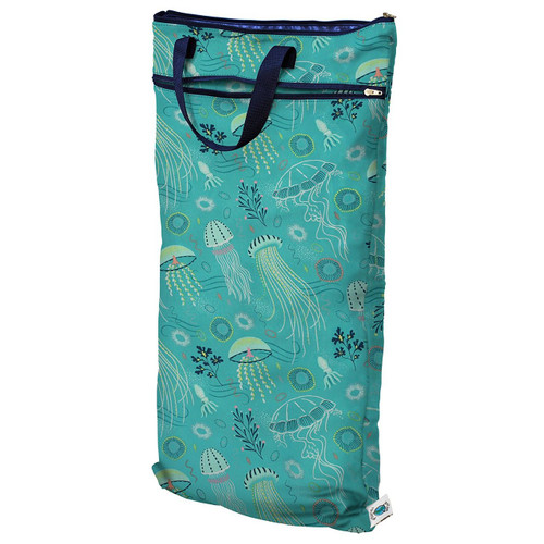 Planet Wise Hanging Wet/Dry Bag (Jelly Jubilee)