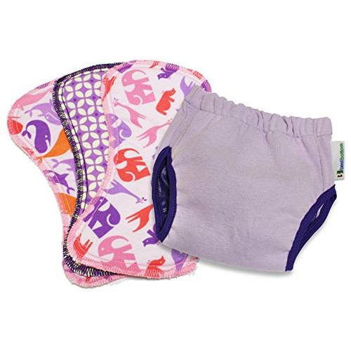 Best Bottom Potty Training Kit, Grape, Small