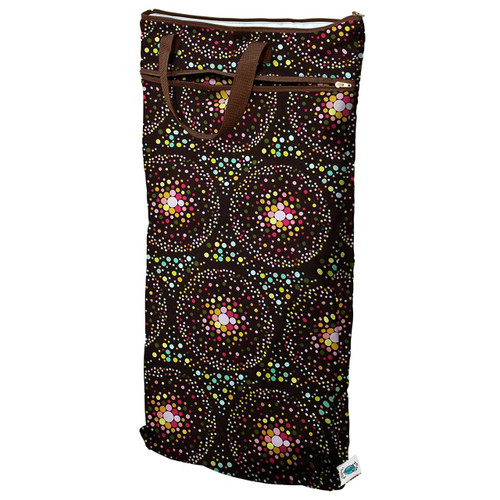 Planet Wise Hanging Wet/Dry Bag, Outer Space