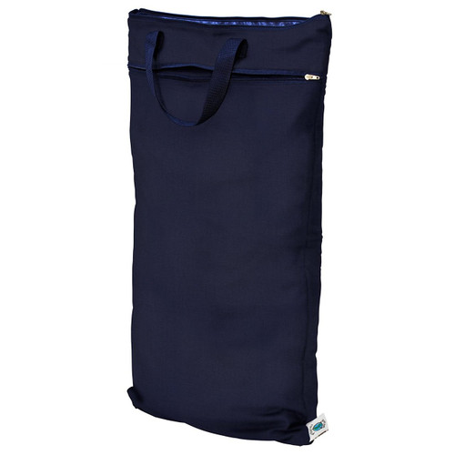 Planet Wise Hanging Wet/Dry Bag, Navy
