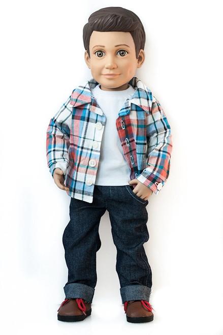 Boy Story Mason Action Doll