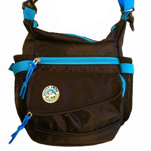 On the Fly Jasper Swag Dog Walking Bag (Turquoise)
