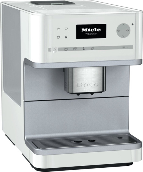 Miele CM6310 Coffee System (White)