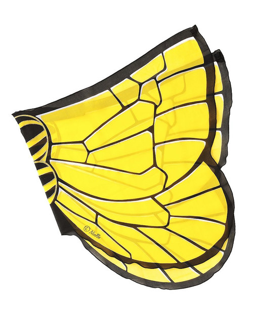Fanciful Fabric Bumblebee Wings