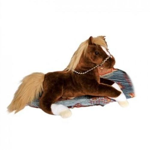 "Walnut - Chestnut Horse 16"""