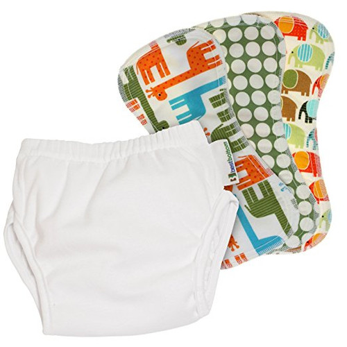 Best Bottom Potty Training Kit, Coconut, Medium
