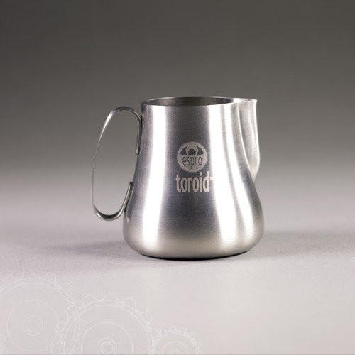 Espro Toroid2 12 Ounce Stainless Steel Steaming Pitcher