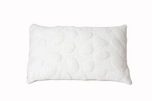 Nook Pebble Queen Size Pillow - Cloud