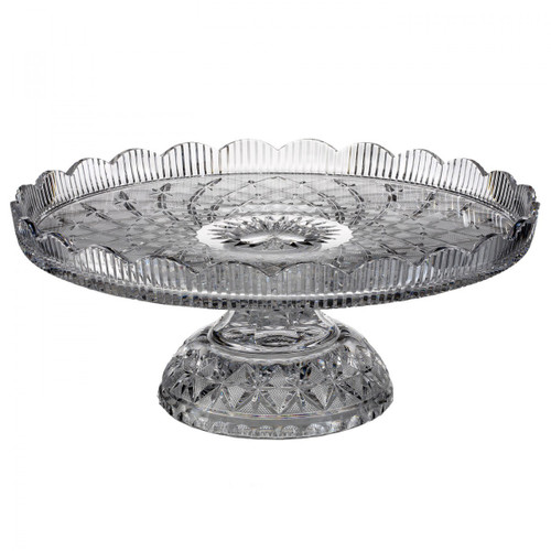 John Connolly Lace Footed Cake Stand