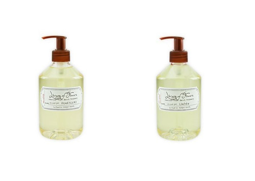 Library of Flowers, Paper, Cotton & String Chapter Shower Gel