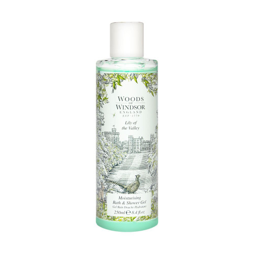 Lily of the Valley by Woods of Windsor Bath & Shower Gel