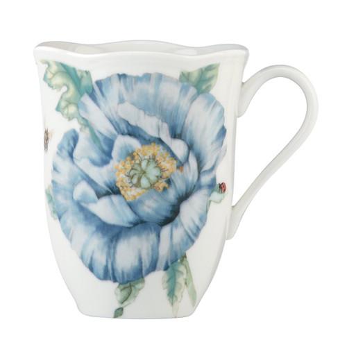 Lenox Butterfly Meadow Blue Mug