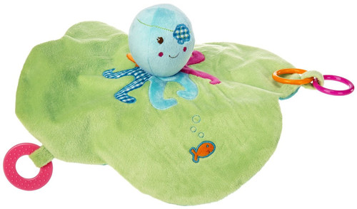 Mary Meyer Baby Buccaneer Octopus Activity Blanket