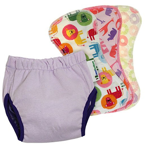 Best Bottom Potty Training Kit, Grape, X-Large