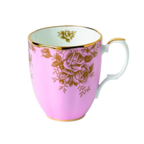 Royal Albert 100 Years 1960 Mug, 14.1 oz, Multicolor