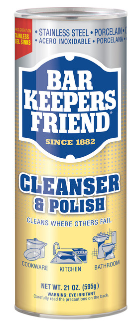 Bar Keepers Friend Purpose Cleaner Powder 21 Ounce