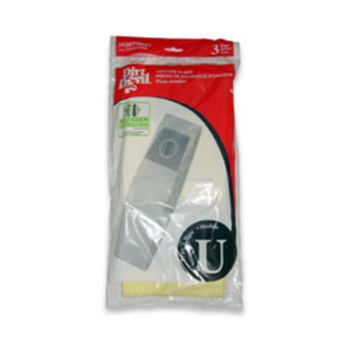 Dirt Devil Type U Microfresh Vacuum Bags 3920750001 (9 PK)