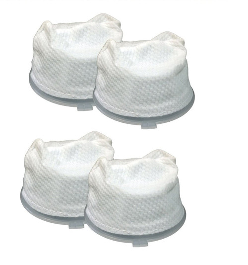 4 Dirt Devil F5 Replacement Filters Fit Dirt Devil Scorpion Hand Vacs Models 08200, 8201, 08210, 08215x & More, Replaces