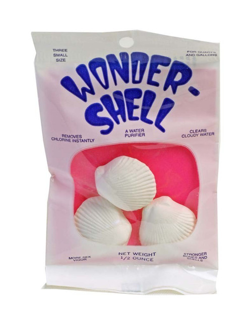 Weco Wonder Shell Natural Minerals (3 Pack), Small