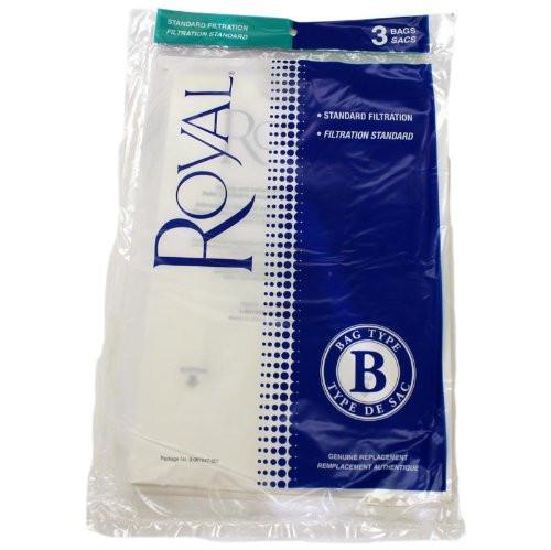 Royal B 3 pack Vacuum Bag