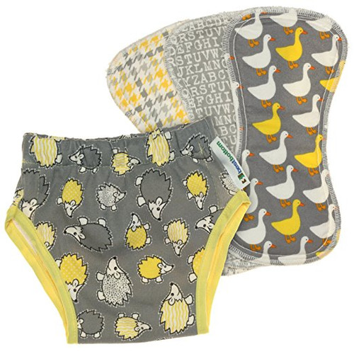 Best Bottom Potty Training Kit, Hedgehog, X-Large