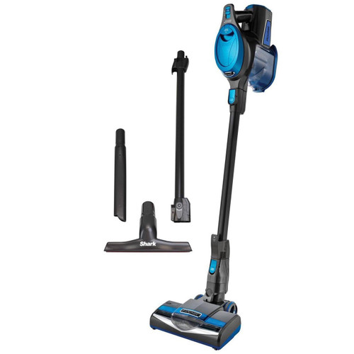 Shark Rocket Swivel Ultralight Swivel Vacuum, Blue HV300 (Certified Refurbished)