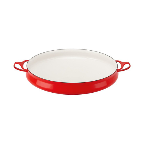 Dansk Kobenstyle Chili Red Buffet Server