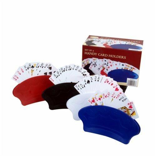 JNH Set of 4 Handy Card Holders