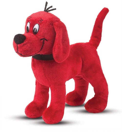 """Standing Clifford Sm 7"""" by Douglas Cuddle Toys"""