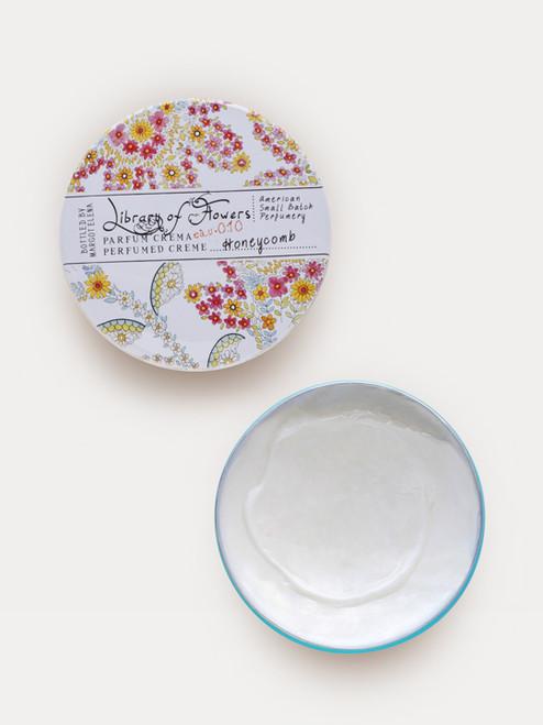 Library of Flowers Parfum Crema-Honeycomb