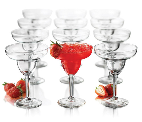 Libbey 12-Piece Margarita Party Set