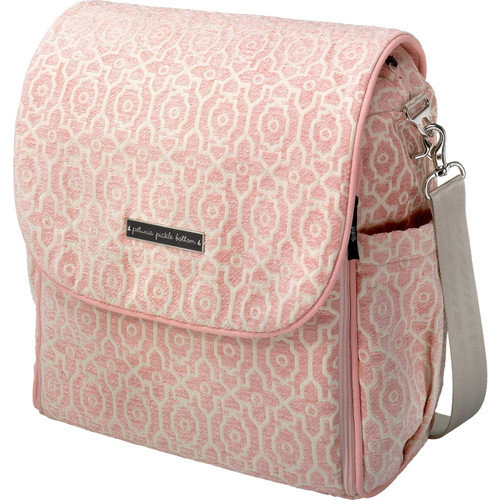 Petunia Pickle Bottoms Boxy Backpack, Sweet Rose
