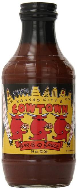 Cowtown Original BBQ Sauce, 18 Ounce