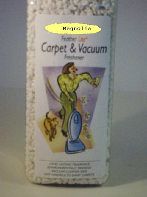 Feather Lite Carpet & Vacuum Freshener - Magnolia