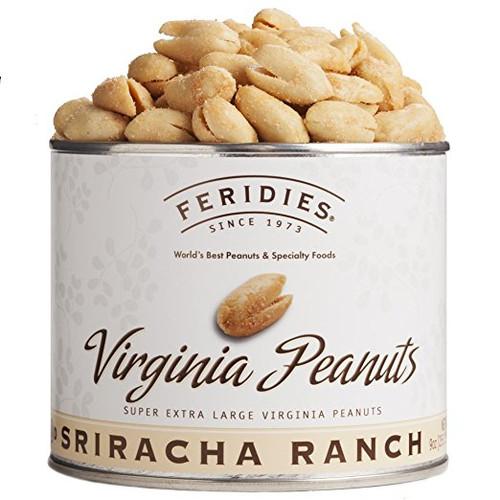 9oz Sriracha Ranch Peanuts