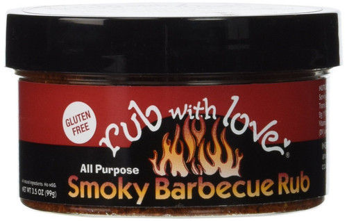 Rub with Love Smoky Barbecue Rub By Tom Douglas, 3.5-ounce